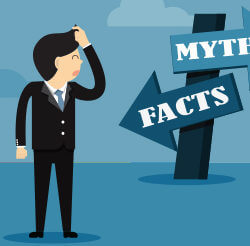 Myths and Facts - NorthSmartIT - IT Hardware Maintenance