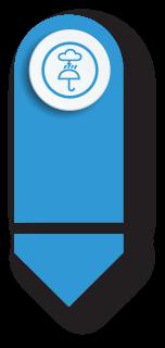 Blue Rain Arrow - NorthSmartIT - IT Hardware Maintenance
