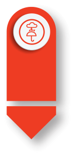 Red Rain Arrow - NorthSmartIT - IT Hardware Maintenance